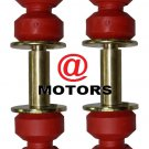 K8989 Suspension 2 Front Stabilizer Bar Links Right Left DTS Lucerne Electra New