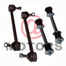 Front Stabilizer Bar Link Kit  2WD For Nissan Frontier Rear Sway Bar Suspension