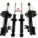 New 2 Front 2 Rear RH & LH Suspension Strut Assembly Shocks Sentra 2002 to 2006