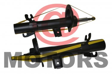 Mini Cooper Front Shocks Absorber strut Assembly Pair Set Parts New Suspension