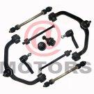 RWD Ford Ranger Mazda B2500 B2500 B3000 B4000 Upper Arms Tie Rods w/ Coil Spring