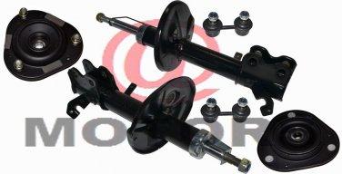 Kit Suspension Strut Mount Sway Bar Shocks Strut Assembly Corolla Prizm 93-02
