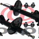 Suspension Strut Mount Lower Joints Sway Bar Tie Rod Shocks Fits Corolla Prizm
