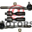 New Steering Tie Rod End Inner & Outer For Toyota 4Runner Repair Kit Set Parts