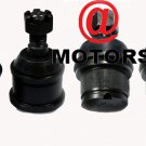 2 Lower 2 Upper Suspension Ball Joints Right Left DODGE RAM 1500 2500 3500 4WD