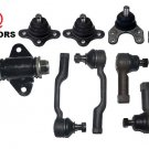 Suspension Steering Mazda B2200 B2600 Ball Joints Rack Ends Pitman Idler Arm 2WD
