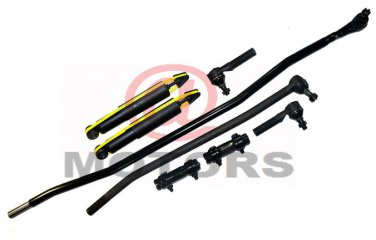 Center Link Tie Rod End Drag Link Ball 4WD FORD F350 87 97 shocks ABSORBERS