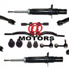 2007 Isuzu Ascender Replacement Suspension & Steering Kit Upper Lower Ball Joint