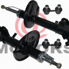 Front Strut Shock Assembly - Front Sway Bar Stabilizer Links Fits Corolla Prizm