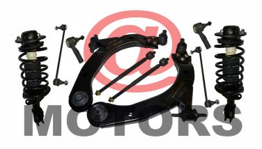 Chevrolet Cobalt Pontiac G5 Shocks Absorber Tie Rod End Sway Bar Link Suspension