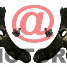 Suspension Control Arm  Lower Ball Joint Set Pair New for VW Beetle Golf Jetta
