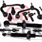 Truck Sway Bar Suspension New Upper Arms Tie rod Ford F150 Shocks Absobers New