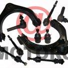 Upper Control Arm Tie Rod End Stabilizer Bar Link Kit Dodge Ram 1500 2500 3500