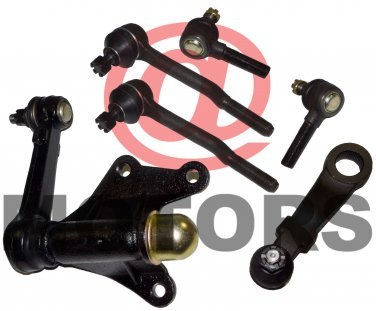 Steering System Parts Fits Toyota 4Runner Pick Up Pitman & Idler Arm Tie Rod Kit