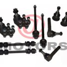Chevrolet Front Sway Bar Link  Ball joint 2WD  Silverado 1500 Coil Spring 99-07