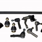 2WD Frontier 3.3L V6 part Ball Joint Tie Rod End Center Link Upper Control Arm