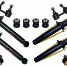 Suspension Strut Assembly Front or Rear Strut Mount Kit Sway Bar Link, For Honda