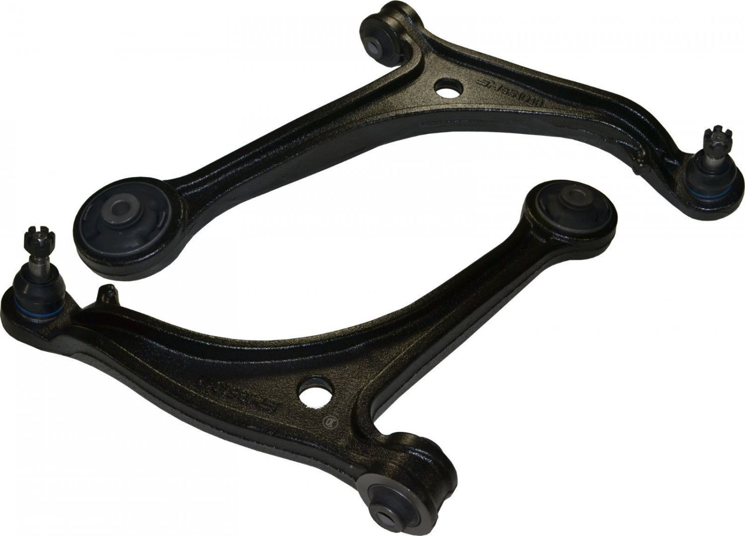 Pair Suspension Control Arms and Ball Joints Assembly Front Lower Fits ODYSSEY