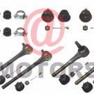 Upper & Lower Ball Joints and Inner & Outer Tie Rod Ends For Chevy Camaro Nova