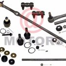 Front Left Right Inner & Outer Tie Rod End Adsjusting Sleeve Fits Ford F-350 RWD