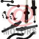 Rear Suspension Kit Jeep Patriot Compass Strut Assembly Upper Lower Control Arms