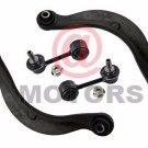 Suspension Rear L&R Stabilizer Bar Link Rear Upper Control Arm Fits Ford Fusion