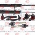 Front L&R Shock Absorbers Lower Ball Joints Inner & Outer Tie Rod For Kia Optima