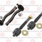 For Lexus LX470 1998 To 2002 Steering Tie Rod End Front Outer Inner Left Right