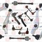 Inner Tie Rod Forward Rearward Control Arm Rear Sway Bar Link For Nissan 350Z 05
