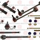 For Tahoe 2007-2014 Ball Joints Outer Inner Tie Rod End Stabilizer Bar Link