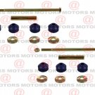 For Chevrolet Silverado 1500 07 To 16 Front Left Right Stabilizer Bar Link Kit