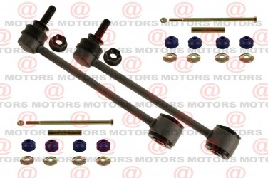 For Cadillac escalade 07 -15 Front Rear Lh & Rh Stabilizer Bar Link Kit
