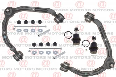 For Express 2500 03-05 RWD Front Ball Joint Control Arm Stabilizer Bar Link Kit