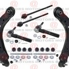 For Rendezvous 2002-2007 Control Arms And Ball Joint Assy Tie Rods Stabilizer Bar Link Kit