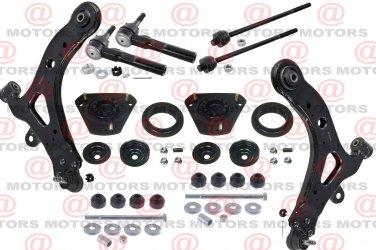 For Pontiac Aztek 01-05 Front Control Arms Tie Rod Stabilizer Bar Link Kit Strut Mount