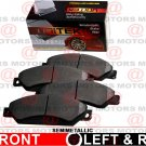 For Chevrolet Cobalt 2005-2008 Front Left Right Disc Brake Pad Semi-Metallic New