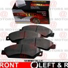 For Kia RIO 2006-2011 Front Left Right Disc Brake Pad Semi-Metallic MD1156 New
