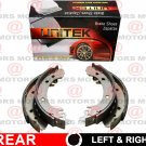 For Chevrolet Cavalier Pontiac Sunfire 2003-2005 Rear Left Right Brake Shoes New