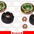 For Ford Escort 1981-1990 Rear Left Right Suspension Strut Mount Gabriel 142221