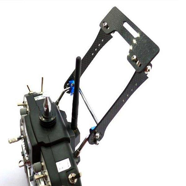 FPV Monitor Holder Display Support Folding Carbon Fiber