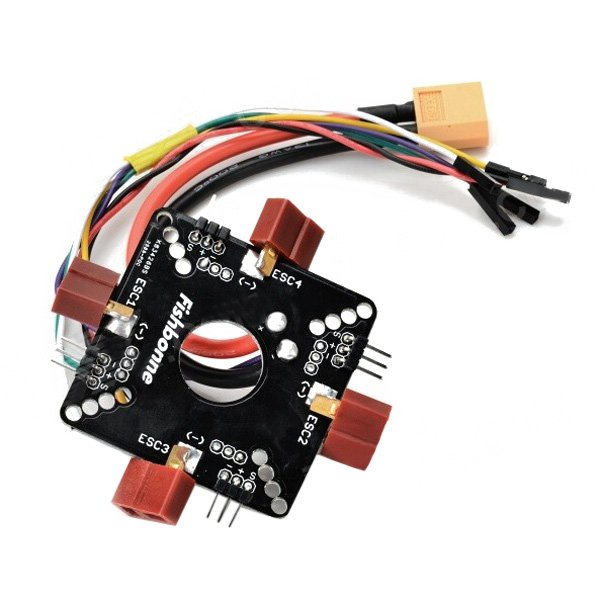 Power Distribution Board PDB For APM2.5 Pixhawk CC3D Multiwii