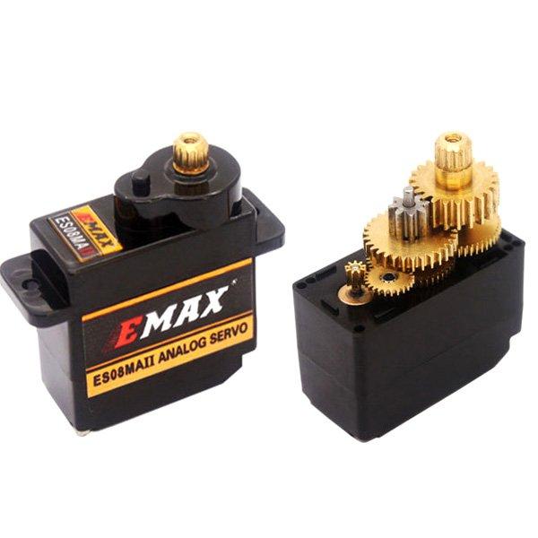 *EMAX ES08MA II 12g Mini Metal Gear Analog Servo for RC Model