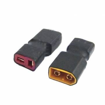 RC XT60 Male To Deans T Connector Female Adapter RC Toys Lipo Battery