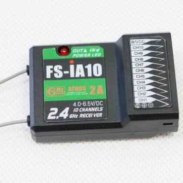 FlySky 2.4G 10CH AFHDS 2A FS-iA10 Receiver For RC Models-Sold Out !