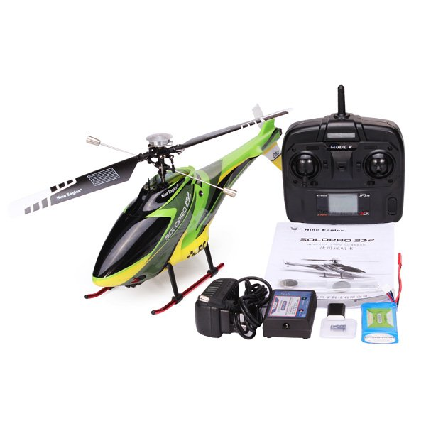 Nine Eagles SOLO PRO 232A 4CH 2.4GHz RC Helicopter with Camera