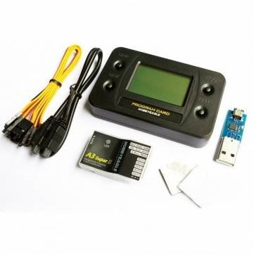 Hobbyeagle A3 Super 2.0 II 3-Axis Gyro Flight Controller Stabilizer