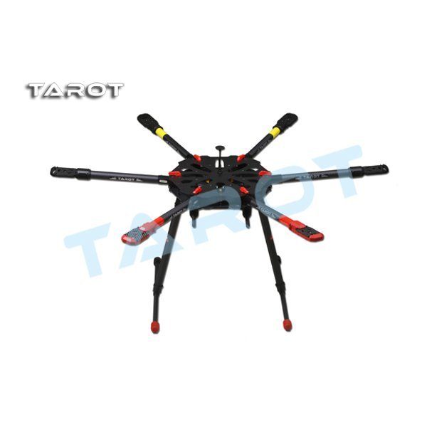 Tarot X6 960mm 6 Axis PCB Center Folding FPV Hexacopter Frame-Sold Out ! -