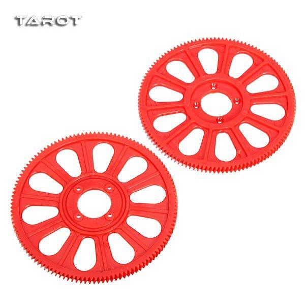 Tarot 450 121T Slant Thread Main Drive Gear TL45156-01 TL45156-02