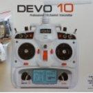Walkera Devention DEVO 10 2.4GHz 10ch RC Transmitter