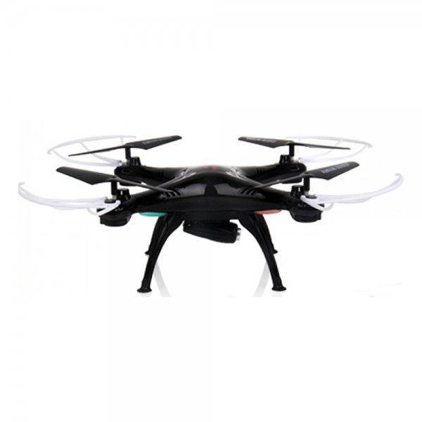 Syma X5SW 4CH 2.4G 6-Axis Gyro Explorers 2 Wifi FPV RC Quadcopter 2.0MP Camera (Mode 2) RTF Black